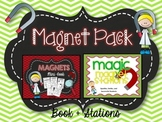 Magnet Bundle: Magnet Stations and Book