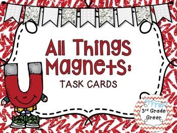 Magnet Task Cards