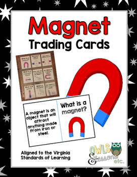 Magnet Trading Cards