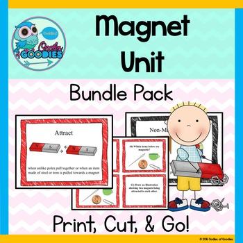 Magnet Unit Bundle Pack