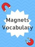 Magnet Unit Vocabulary
