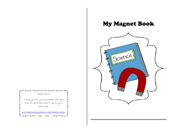 Magnet Unit student experience book