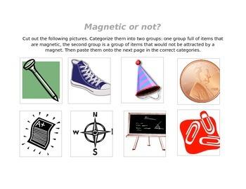 Magnet Unit week 1: part 1