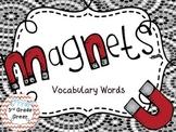 Magnet Vocabulary