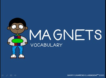Magnet Vocabulary PPT