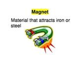 Magnet Vocabulary Words