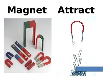 Magnet Word Wall Words