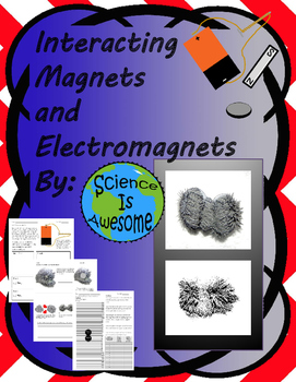 Magnet and Electromagnet Fields and Interactions