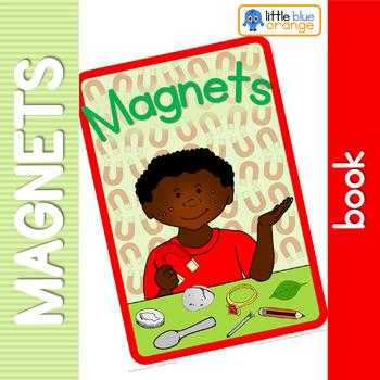 Magnet book