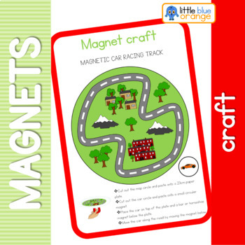 Magnet craft