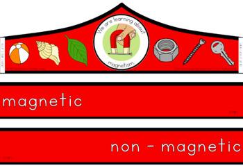Magnet crown