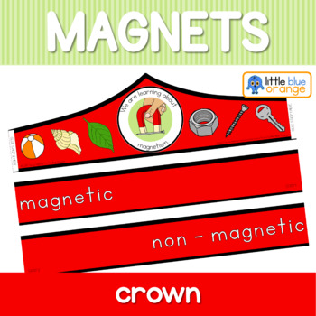 Magnet crown