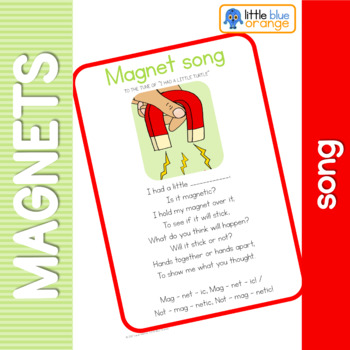 Magnet song