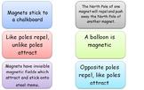 Magnet unit week 1: part 2