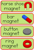 Magnet word wall