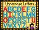 Magnetic Alphabet Mats