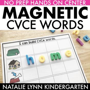 Magnetic CVCe Words