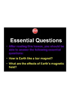 Magnetic Earth