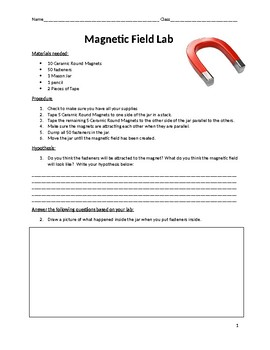 Magnetic Field Lab