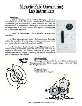 Magnetic Field Orienteering (Magnets)