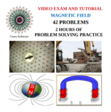 Magnetic Field Problem Solving Video Exam and Tutorial