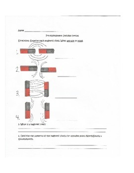 Magnetic Field Quiz & Answer Key