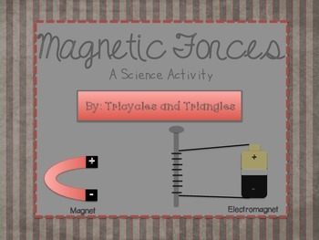 Magnetic Forces- A Science Activity