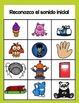Magnet Letter Fun in Spanish