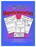 Magnetic Interactions NGSS Grade 3 Forces and Interactions