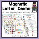 Magnetic Letter Center