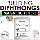 Diphthongs Magnetic Letter Center
