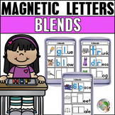 Blends Magnetic Letter Center