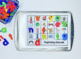 Letter Recognition, Beginning Sounds, and Ending Sounds Ma