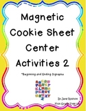 Magnetic Letter Digraph Work