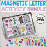 Magnetic Letter Mats