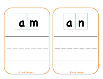 Magnetic Letter Sight Word Building Mat 2