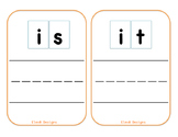 Magnetic Letter Sight Word Building Mat