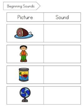 Magnetic Letters: Beginning Sounds, CVC Words, Short Vowel