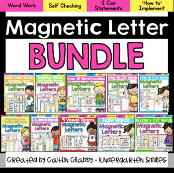 Magnetic Letters Bundle