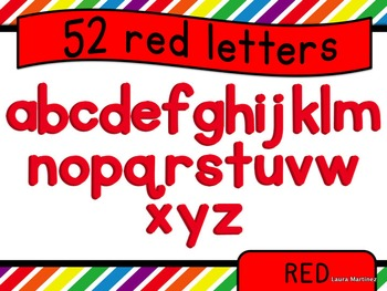 Magnetic Letters Clipart