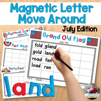 Magnetic Letters- July