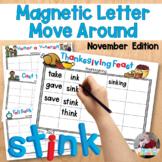 Magnetic Letters- November