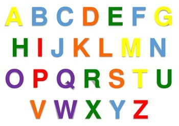 Magnetic Letters & Numbers Activity Mats