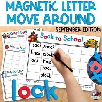 Magnetic Letters - September