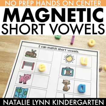 Magnetic Short Vowel Sounds