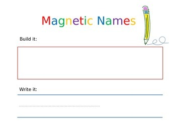Magnetic Names