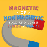 Magnetic - Non Magnetic,  fold and learn
