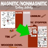 Magnetic Nonmagnetic Card Sort – Digital Interactive Noteb