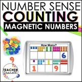 Number Sense 1-20 Magnetic Number Center