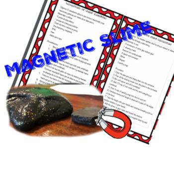 Magnetic Slime Laboratory